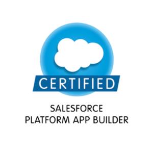 Certified Platform App Builder