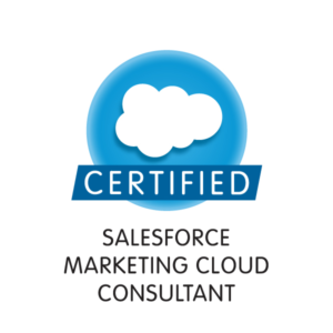 Certfied Marketing Cloud Consultant