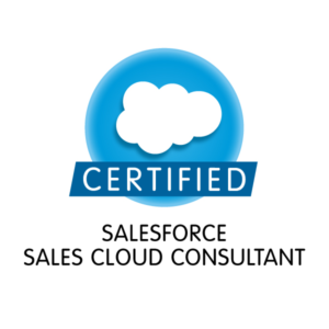 Certified Sales Cloud Consultant